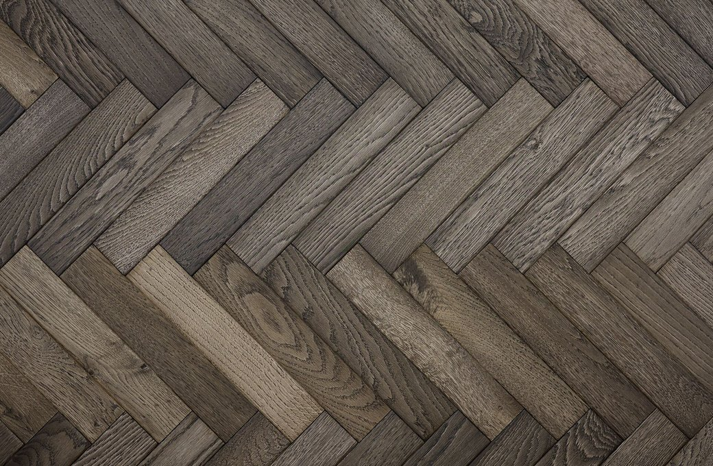 Oak Basalt Herringbone